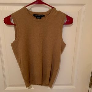 Ralph Lauren small sweater vest